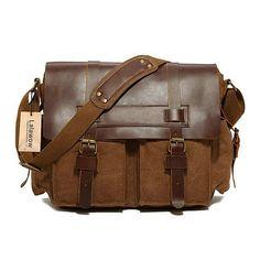 Briefcase Messenger Bag Cross-body Bags For 14inch Laptop Cell Phone Galaxy Note Nexus Ipad 1/2/3/4/5 Mini Gadgets Keys Purse