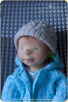 Olivia, 18 inch Waldorf doll, Steiner Doll