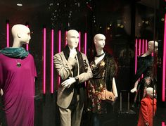 Steffl department store windows 2013 Autumn, Vienna – Austria