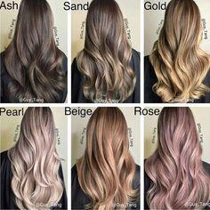 Ash hair color chart google search linda s board pinte