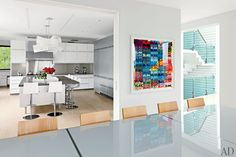 A Modern Hamptons Home by Leroy Street Studio Photos   Architectural Digest