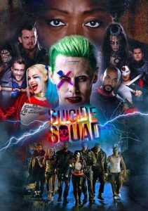 From DC Comics comes the Suicide Squad, an antihero team of incarcerated supervillains who act as deniable assets for the United States government, undertaking high-risk black ops missions in exchange for commuted prison sentences. Harley Quinn Tattoo, Harley Quinn Drawing, Harley Quinn Comic, Harley Quinn Cosplay, Joker Full Hd, Joker Full Movie, Joker Hd Wallpaper, Joker Wallpapers, Hd Movies Online