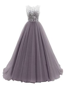 Awesome Yougao Women's Lace Long Evening Gowns Party Dresses Tulle Prom Homcoming Dress US Coral Elegant Dresses, Pretty Dresses, Beautiful Dresses, Formal Dresses, Formal Prom, Elegant Gown, Long Dresses, Prom Dresses 2015, Dance Dresses