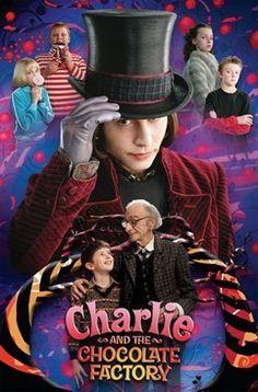 Charlie and the Chocolate Factory / Charlie und die Schokoladenfabrik