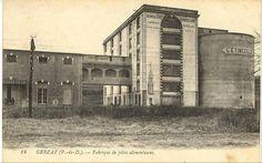 Bien avant Lustucru voici une fabrique de pâte alimentaire née en 1830 à Gerzat SOCIETE L'ETINCELLE DE GERZAT (P.-de-D.) Cette maison, dont la réputation n'est plus à faire, présentait ses pâtes alimentaires, marque Mya, à la crème de semoule et au gluten,...