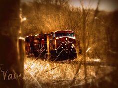 Antique Train Photography LocomotiveGifts by VanillaExtinction, $20.00