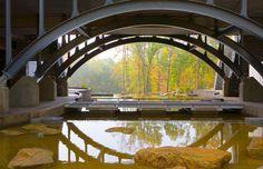 The Bridge | Gwinnett Environmental and Heritage Center; Outside Wedding Venue, Buford GA