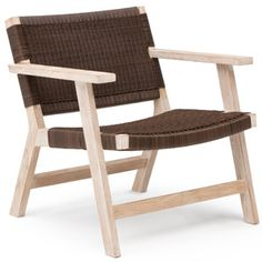 Eco Outdoor - Furniture - Lounge + Low Seating - Barwon - Easy Chair