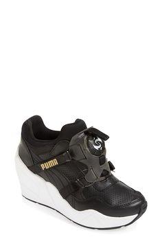fbe6c403cf477c PUMA  Disc Trinomic - Sophia Chang  Wedge Sneaker (Women)