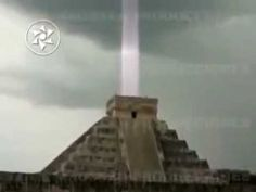 a Mayan light phenomenon. an interesting story. I think there is something to it whether the light is real or not.