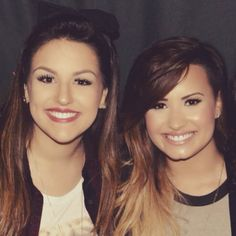 Kéfera Buchman & Demi Lovato