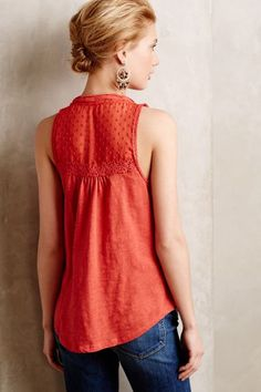 Jenson Tank - anthropologie.com