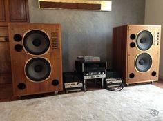 Audio Design, Speaker Design, Hifi Audio, Audio Speakers, Analog Devices, Home Speakers, Audio Room, Speaker Stands, Home Cinemas