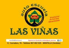 Autoescuela Las Viñas Enseñanza de calidad, avalada por los años de experiencia. #Confía ven y conoce nuestra #autoescuela!! 🏍🚙🚘🚚🚌