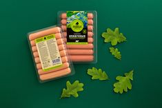 Fabula Branding has developed a trademark for sausage products for the Dzerzhinsky meat-packing producer. The introduction of the new offering
