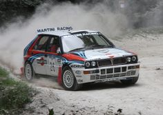Lancia Delta Integrale | Flickr - Photo Sharing! Some Rights Reserved, Author: Brian Snelson
