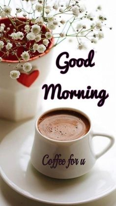 Morning Coffee Images, Good Morning Friends Images, Latest Good Morning Images, Good Morning Images Flowers, Good Night Friends, Good Morning Coffee, Good Morning Photos, Good Morning Gift, Good Morning Breakfast