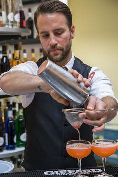 Jeremy Oertel - Donna - New-York Bartender, Competition, Coffee Maker, Cocktails, York, Coffee Maker Machine, Coffeemaker, Cocktail, Smoothies