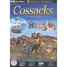 Cossacks: The Art Of War Expansion for PC from CDV Software/GSC Game World on CD