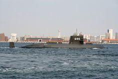 일본 오야시오급 잠수함