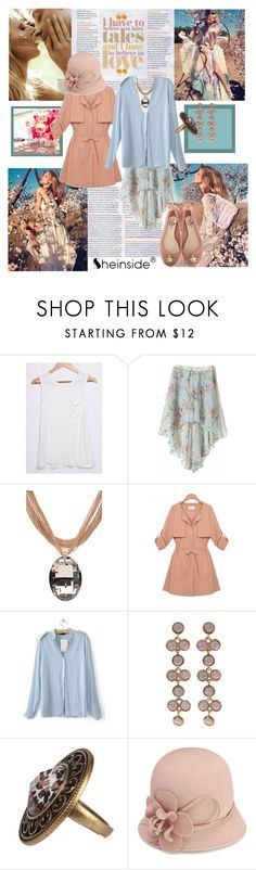 """""""The First Date of Spring"""" by alynncameron ❤ liked on Polyvore featuring Blumarine, Monsoon and Vivienne Westwood"""