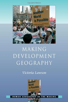 Making Development Geography (Lawson)