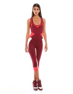 Bershka sports jumpsuit