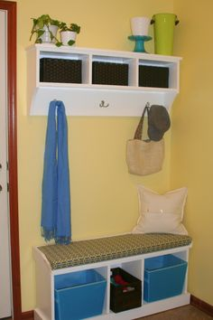 Storage and Organization in Your Mudroom