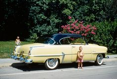 From the Archives: Kodachrome 1950s, via Flickr.