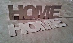Selawiart.pl - blog dla osób z pasją !: Napis HOME