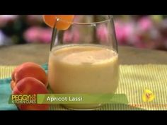 Apricot Lassi For Better Digestion recipe from Peggy K's Kitchen Cures | Veria Living