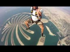 Sky Dive in Dubai- Best Skydiving Experience