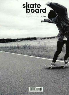skate board. Gefunde
