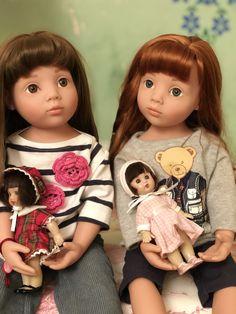 Poupées Götz Gotz Dolls, Dolls Dolls, Disney Princess, Disney Characters, Baby, Fashion Styles, Sisters, Babies, Infant