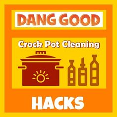 Do you ever find it difficult to clean a Crock Pot or Slow Cooker? It can be rather cumbersome & heavy to clean. Here are some tips to make cleaning them easier How To Cook Beans, How To Cook Pasta, Organization Hacks, Organizing, Ice Cube Molds, Soy Candle Making, Cooking Bread, Honey Soap, Best Slow Cooker