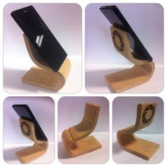 Mobile phone stand - intro to laminating