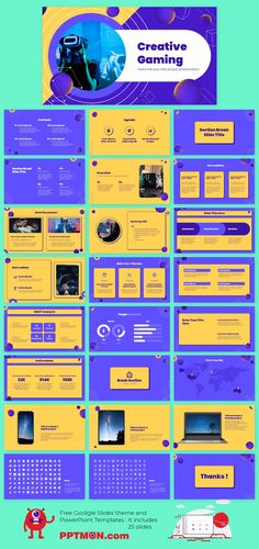 Creative Gaming Free PowerPoint Template and Google Slides Theme – presentation by PPTMON Features: 25+ Design-IDEA Creative Multi-purpose Presentation For PowerPoint templates and Google slides themes #Gaming,#PPTtemplate#PPT#PowerPoint#presentation#FREEPPTTEMPLATE, #PPTDESIGN, #POWERPOINTDESIGN, #PPTTEMPLATEDOWNLOAD, #POWERPOINTTEMPLATE, #GOOGLESLIDES, #GOOGLESLIDESTHEME, #GOOGLEPRESENTATION, #FREEPOWERPOINTBACKGROUND, #PRESENTATIONDESIGN, #FREEPOWERPOINTTEMPLATES
