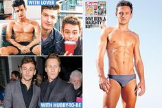"""OLYMPIC diving star Tom Daley had a secret 18-month affair with a male model while his fiancé was away. Tom, 22, enjoyed a string of """"purely physical"""" liaisons with 6ft 6in Edward William, 27, afte…"""