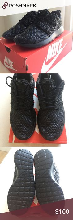 Nike Roshe One DMB Women's size 8 *NEVER WORN* Never worn - purchased wrong size. Nike Shoes Athletic Shoes