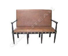 Please contacts us for asking detail about ANTIQUE VICTORIAN 3 SEATER FULL LEATHER