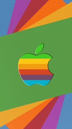 colors.quenalbertini: Apple Colors iPhone Wallpaper
