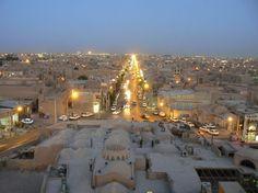 IRAN-Yazd,Amir-chakhmagh square