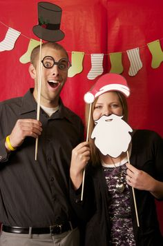 The L Blog | Lifestyle Crafts - Lifestyle Crafts Company Christmas Party Photobooth
