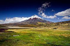 Volcan Cotopaxi  by bckpckrAU, via Flickr