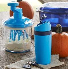 There's nothing basic about this homemade Pumpkin Latte recipe! Whip up this fall favorite using your TupperWave® Stack Cooker, Power Chef and Whip Accessory. Delicious!
