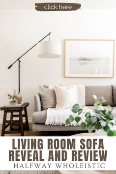 Click to see the living room sofa on Halfway Wholeistic! Modern living room decor ideas luxury houses. Living room sofa design modern. Living room sofa design color schemes. Living room sofa design couch. Living room sofa design wooden. Living room decor ideas modern gray. Cozy living room decor ideas on a budget. Living room furniture arrangement ideas with fireplace and tv. Living room furniture layout sofas. Living room designs Small spaces layout furniture arrangement. #livingroom #sofa Living Room Sofa Design, Living Room Decor Cozy, Living Room Furniture Arrangement, Living Room Furniture Layout, Living Room Designs, Living Room On A Budget, Family Room Decorating, Luxury Homes, Small Spaces