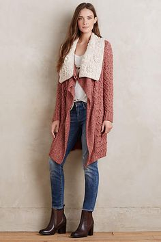 Lilitz Cardigan by Knitted & Knotted Anthropologie