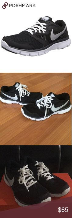 "NIKE | Flex Experience Trainers Like new! Only worn once. Nike Women's Flex Experience.  Size: 8  • USE THE ""BUY NOW"" OR ""ADD TO BUNDLE"" BUTTON TO PURCHASE • Nike Shoes Athletic Shoes"
