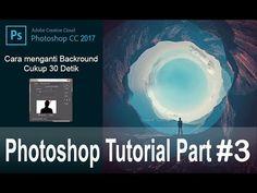 Cara ganti Backround paling mudah cukup 30 Detik menggunakn Adobe Photos...