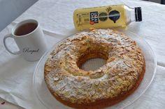 Mi Diversión en la cocina: Bizcocho con té de arroz tostado